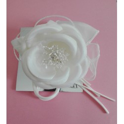 Flowers for Dresses and Hair - Cream Camellia