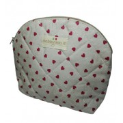 Sewing Case - Red Hearts