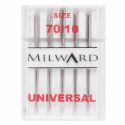 Milward - Universal Machine Needles - Assorted 75 - 10