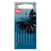 Prym - Tapestry Needles with Blunt Point and Gold Eye - n. 24
