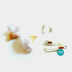Mini Nappe Assortite - Colore Bianco