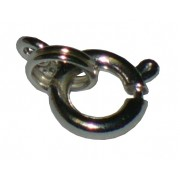 Silver Lobster Clasps - 7 mm