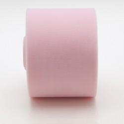 Pink Tulle Ribbon - Width 12,5 cm
