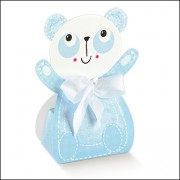 Light Blue Panda Box