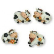 Mucche in Terracotta