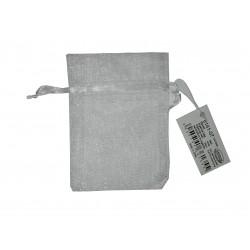 Organza Bag - White - Size 7.5x10 cm - White