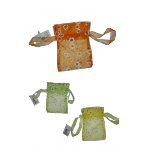 Tulle Favor Bags - Daisies