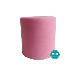 Nastro Tulle Rosa - Altezza 12,5 cm