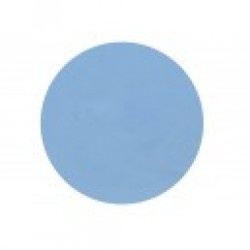 Round Tulle - Light Blue