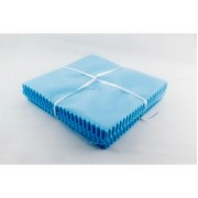 Tulle Organza Square - Light Blue