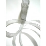 Silver Ribbon - Size 15 mm