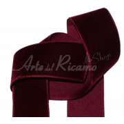 Velvet Ribbon - 3,60 cm Wide