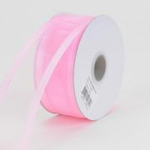 Colored Organza Ribbons - 1 mm