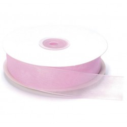 Colored Organza Ribbons - 22mm
