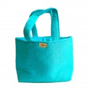 Beach Terry Bag - Color Turquoise