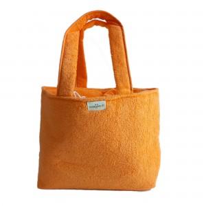 Bolso de Rizo para Playa - Color Naranja