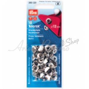 Prym - Botones de Presión Anorak  - Cod. 390 321