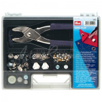 Kit Vario Plus - Pliers, Piercing and Riveting Tools