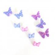 Decorative Buttons - Sweet Butterflies