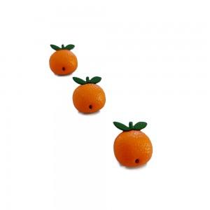 Bottoni Arancia da 18 mm