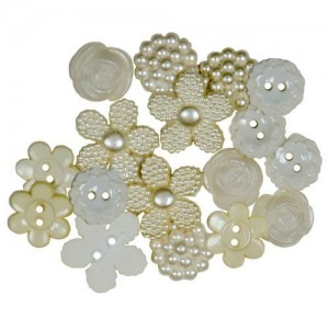 Decorative Buttons - Lace Inspirations