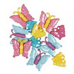 Decorative Buttons - Butterfly