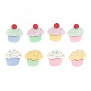 Decorative Buttons - Mini Sweet Treats