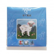 Anchor - Little Lamb - Agnellino da Ricamare