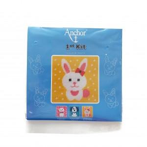 Anchor - Beautiful Bunny - Coniglietto da Ricamare