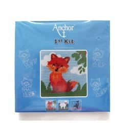 Anchor - Friendly Fox - Volpe da Ricamare