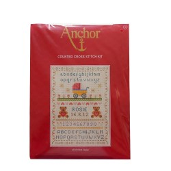 Anchor Counted Cross Stitch Kit - Birth Classic