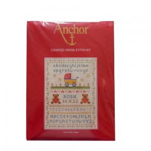 Anchor - Kit di Ricamo a Punto Croce - Birth Classic