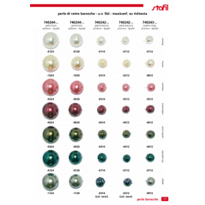 Pearls Catalogue