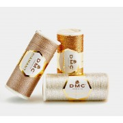 DMC Diamant - Metallic Embroidery Thread