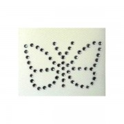 Iron On Strass Motifs - Butterfly