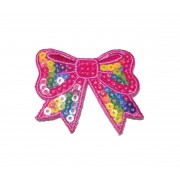 Paillettes Bow Patch