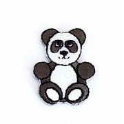 Iron-on Patch - Panda
