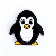 Iron-on Patch - Penguin