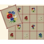 Counted Cross Stitch Charts -  Country Nosegay