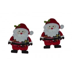 Christmas Felt Decorations - Santa Claus