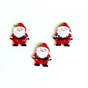 Applicazioni in Feltro - Babbo Natale