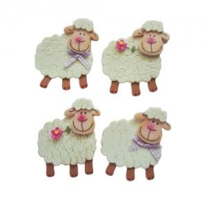 Decorazioni in Feltro - Pecore