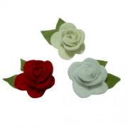 Fiori in Feltro - Rose