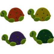 Felt Decoration - Turtles
