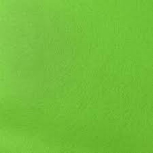 Green Apple Felt 2 mm