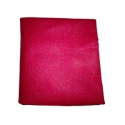 Felt Fine Glitter 1 mm - Dark Red Color