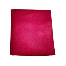 Panno Glitter Fine 1 mm - Colore Rosso Scuro