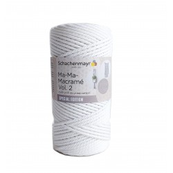 Schachenmayr - Ma-Ma-Macramé Vol.2 - Colore Bianco