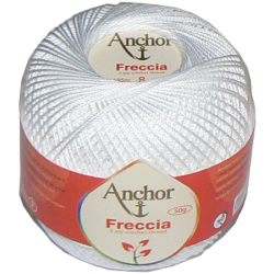 Anchor Freccia Crochet Cotton gr. 50 - n. 8