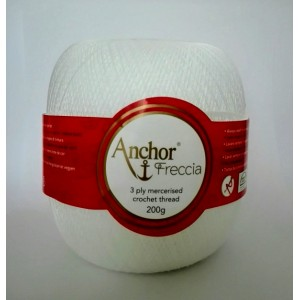 Anchor Freccia Crochet Thread n.8 - 200gr